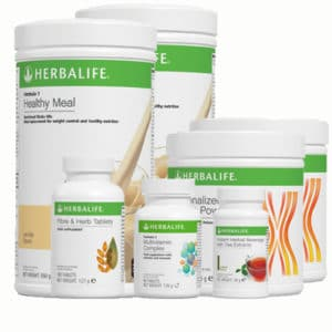 Herbalife Weight Loss Advanced