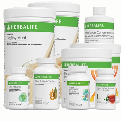 Weight Loss Starter Monthly Pack Herbalife Independent Distributor