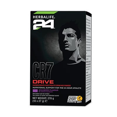 Herbalife H24 CR7 Drive Sachets